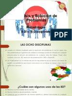 8 DISCIPLINAS (8DS)