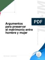 1H1M - Argumentos para preservar el matrimonio entre hombre y mujer.pdf