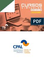 Folleto Cursos Virtuales 2017 2