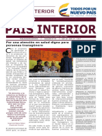 Semanario / País Interior 18-09-2017
