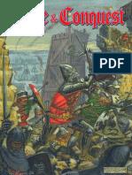 Warhammer Ancient Battles - Siege & Conquest