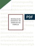 Modelos de Escritos