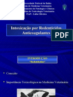 Aula Rodenticidas anticoagulantes