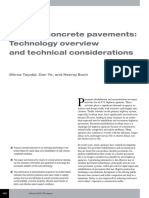 Precast Concrete Technology Overview
