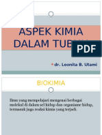 BIOKIMIA_aspek Kimia Dlm Tubuh