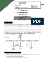 86292668 Guia de Estudio Ivº El Tercer Militarismo(1)
