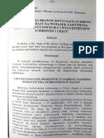 Kwiatkowski Paweł -  Uregulowania prawne dotyczące ochrony ludności kraju z uwzglednieniem schronów