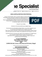 Specialist 13 Aug 2010