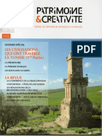 Patrimoine et créativité N°8