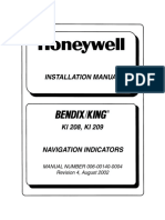 KI 209 Installation