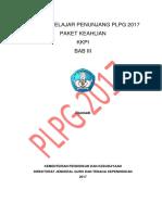 Bab III Menginstalasi Sistem Operasi Dan Perangkat Lunak