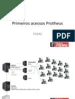 Acesso inicial Protheus
