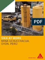SAW Mina Uchucchacua