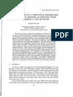Source Process of a Deep-focus Earthquake
