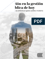 eBook Innovacion en Gestion Publica Moderna Escuela Posgrado Continental