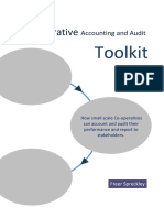 Co-operative Accounting and Audit Toolkit