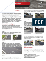 A4 Flyer- Asphalt Overlays