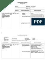Plan Anual de Analisis y Diseño