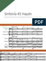 Sinfonia 45 Haydn
