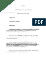 4 Decreto Supremo 012 Reglamento de Ley General de Pesca