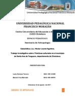 Informe de Seminario de Antropologia Listo Para Imprimir(Miodificar Indice)