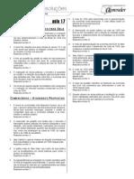História - Caderno de Resoluções - Apostila Volume 4 - Pré-Universitário - hist1 aula17