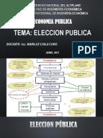 Eleccion Publica - Introduccion