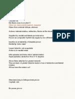 Notes Jun 30, 2014 Anatomy Part 1