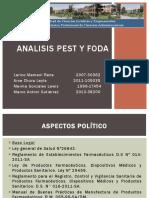 Analizis Pest y Foda