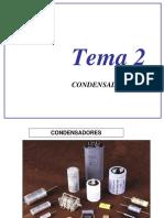 Tema 2 - Condensadores