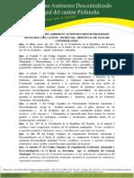Ordenanza Contribucion de Mejoras Dic 27 2010