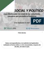Caso Maldonado, Humor Social y Politico