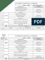 Programación III Trim - Modelo