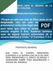Superacion Pastoral 8 de Abril Del 2017