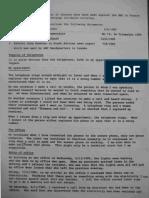 3. Threats to Dulcie September in Paris
