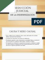 Reducción Judicial