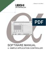 Al2 Series Software Manual