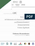 COLELITIASIS GPC-1