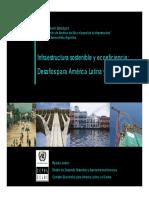 Infraestructura sostenible y ecoeficiencia