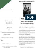 Programa Duo Ivanova-Delgado