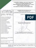 SOM-3531  MANUAL DE PROCEDIMIENTOS DE PRUEBAS DE EQUIPO PRIM.pdf
