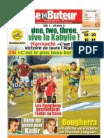 LE BUTEUR PDF du 16/08/2010