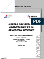 Parte 8 Manual de Evaluacion Externa Post Grado