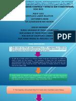 Presentation Industrial relation