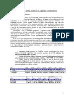 La Relación Deuda- Producto en Argentina