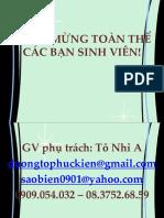 Bai Giang Kn Giao Tiep - 30 Tiet