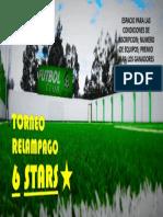 Torneo Relampago Boceto