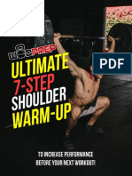 WODprep's Ultimate 7-Step Shoulder Warm Up