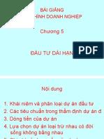 Chuong 7 Dau Tu Dai Han 3116