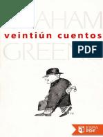 Veintiun Cuentos - Graham Greene